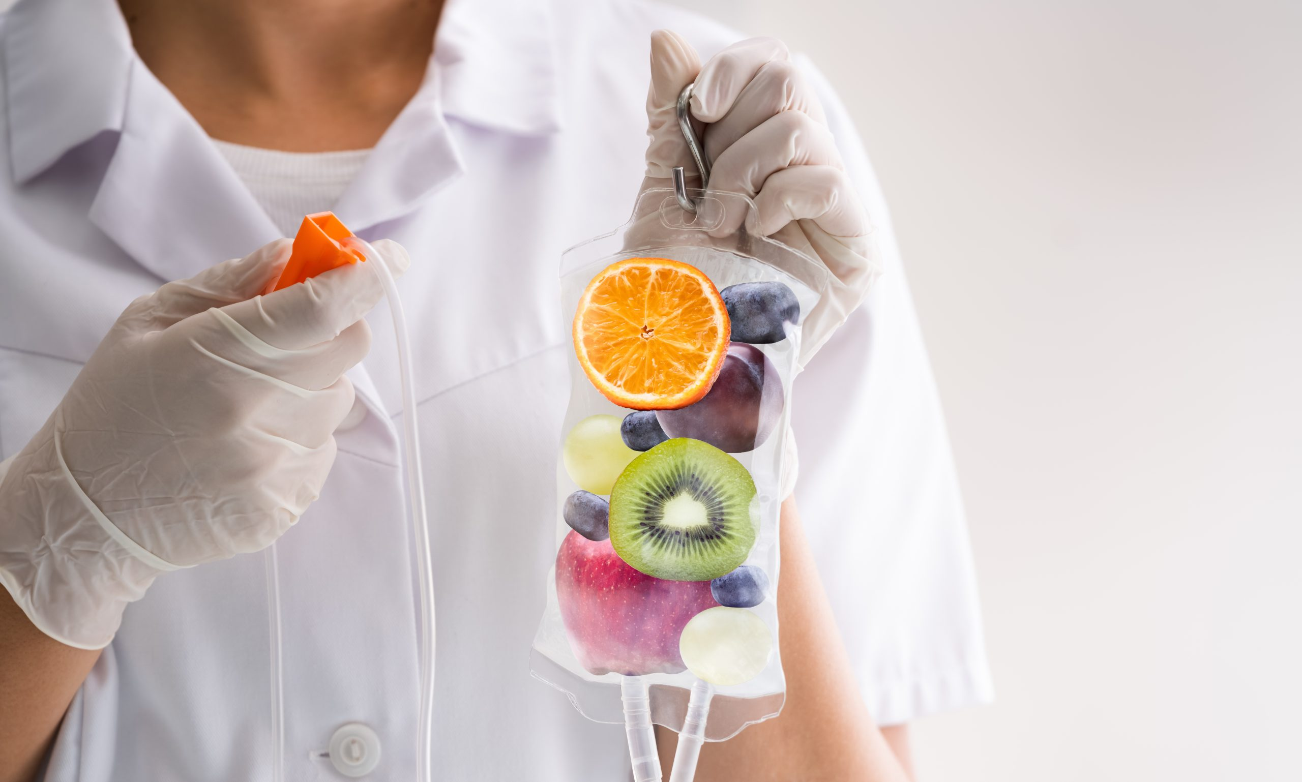 Professional IV Therapy treatment